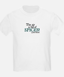 Full of Spices Kids T-Shirt