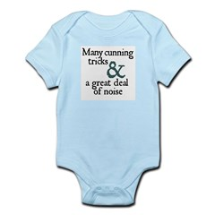Many Cunning Tricks Infant Creeper