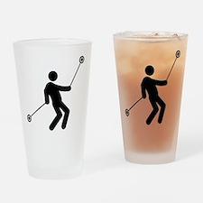 Yo-yo Drinking Glass