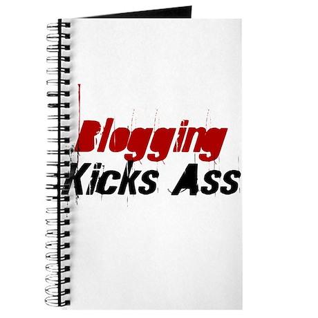 Blogging Kicks Ass Journal