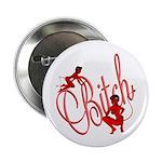 Bitch She Devil Toon Button