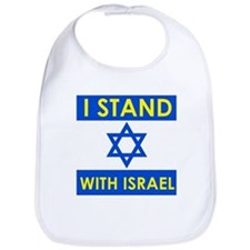 Stand with Israel Bib