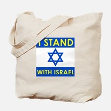 Stand with Israel Tote Bag