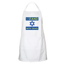 Stand with Israel Apron