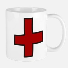 Red Cross Mug