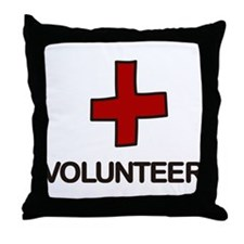 Volunteer Throw Pillow