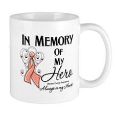 In Memory Uterine Cancer Mug