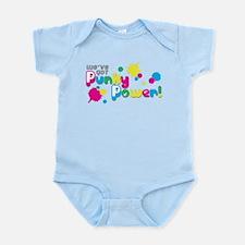 Punky Power Infant Bodysuit