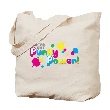 Punky Power Tote Bag