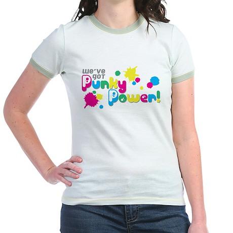 Punky Power Jr. Ringer T-Shirt