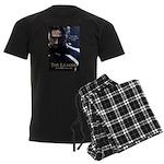 League Hero Men's Dark Pajamas