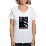League Hero Women's V-Neck T-Shirt