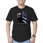 League Hero Men's Fitted T-Shirt (dark)
