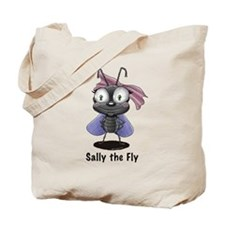 Sally the Fly Tote Bag