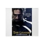 League Hero Throw Blanket