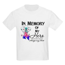 In Memory Thyroid Cancer T-Shirt