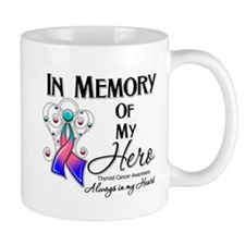 In Memory Thyroid Cancer Mug