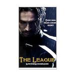League Hero 20x12 Wall Decal