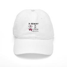 In Memory Throat Cancer Baseball Cap