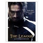 League Hero Small Poster