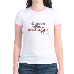 Irrecoverably Jr. Ringer T-shirt