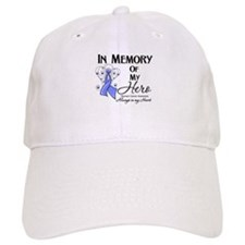 In Memory Stomach Cancer Baseball Cap