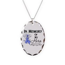 In Memory Stomach Cancer Necklace