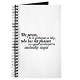 Mr darcy Journals & Spiral Notebooks