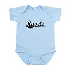 Ravels, Aged, Infant Bodysuit