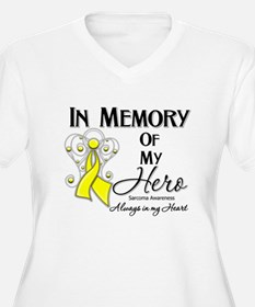 In Memory Hero Sarcoma T-Shirt
