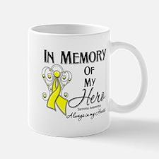 In Memory Hero Sarcoma Mug