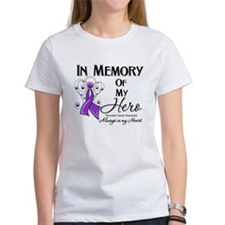 In Memory Pancreatic Cancer Tee