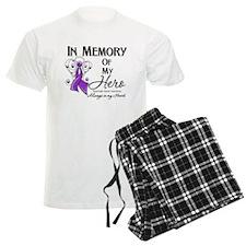 In Memory Pancreatic Cancer Pajamas