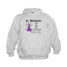 In Memory Pancreatic Cancer Hoodie