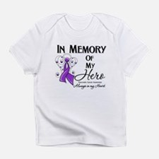 In Memory Pancreatic Cancer Infant T-Shirt