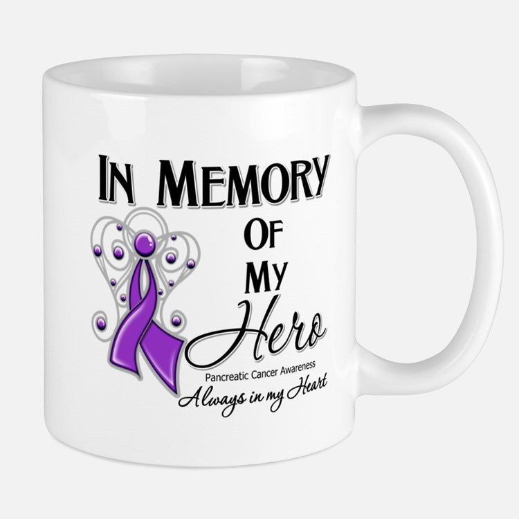 In Memory Pancreatic Cancer Mug
