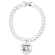 In Memory Pancreatic Cancer Bracelet
