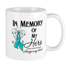 In Memory Ovarian Cancer Small Mugs