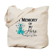 In Memory Ovarian Cancer Tote Bag