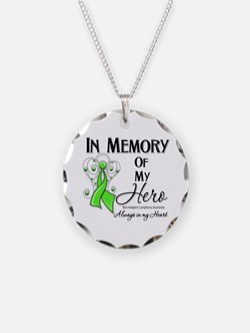 In Memory Non-Hodgkin Necklace