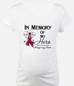 In Memory Multiple Myeloma Shirt