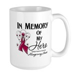 In Memory Multiple Myeloma Large Mug
