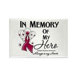 In Memory Multiple Myeloma Rectangle Magnet (100 p