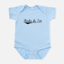 Roda de Ter, Aged, Infant Bodysuit