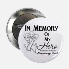 "In Memory Mesothelioma 2.25"" Button"