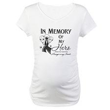 In Memory Hero Melanoma Shirt