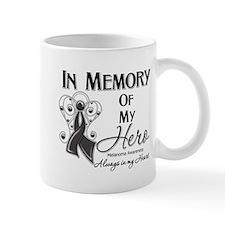 In Memory Hero Melanoma Mug