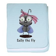 Cute Sally baby blanket