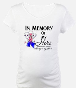 In Memory Male Breast Cancer Shirt
