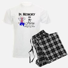 In Memory Male Breast Cancer Pajamas